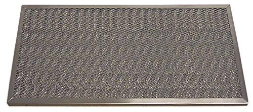 Electrolux vetopvangfilter voor afzuigkappen 2 5 breedte 500 mm hoogte 400 mm CNS dikte 20 mm