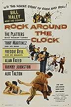 Rock Around the Clock POSTER Movie (27 x 40 Inches - 69cm x 102cm) (1956) (Style C)