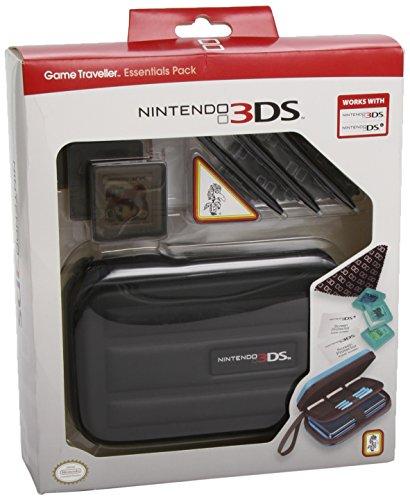 Bigben 290944 Mario Essentieel Systeem Geval Pak, Zwart (Nintendo 3Ds)