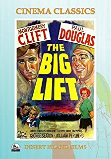 The Big Lift by Montgomery Clift