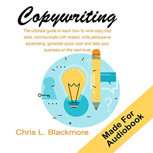 Copywriting Audiobook By Chris L. Blackmore cover art