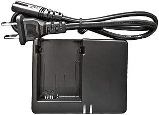 LC-E8C E8C LC-E8E Cargador de batería para cámara Canon LP-E8 LPE8 E8 EOS 550D 600D 650D 700D Kiss X4 X5i X6i X7 Rebel T2i T3i T4i T4i T5i - Negro
