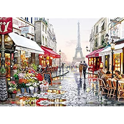 Amazon - 60% Off on 1000 Piece Puzzles for Adults Kids, Jigsaw Puzzles 1000 Pieces