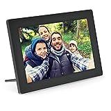 InLine 55821S Cadre Photo numérique Wi-FI Wi-FI 10,1' 1280 x 800 16:9 écran Tactile LCD IPS Frameo APP, Noir
