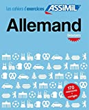 Cahier exercices allemand débutant