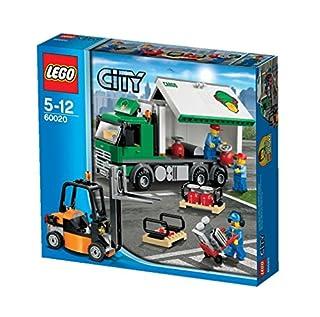 LEGO City 60020 - LKW mit Gabelstapler (B00AZQSDUI)   Amazon price tracker / tracking, Amazon price history charts, Amazon price watches, Amazon price drop alerts