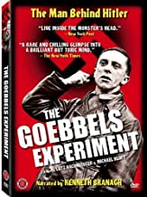 The Goebbels Experiment by First Run Features