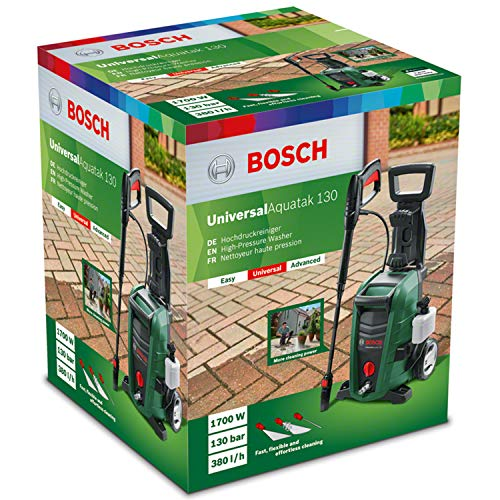 Nettoyeur haute pression Bosch - UniversalAquatak130 (1700W, 130 bars)