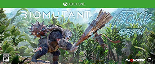 [Xbox One] Biomutant Atomic Edition - $299.99 at Amazon