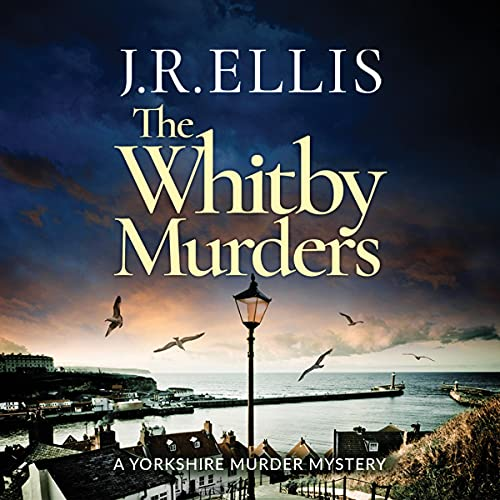 『The Whitby Murders』のカバーアート