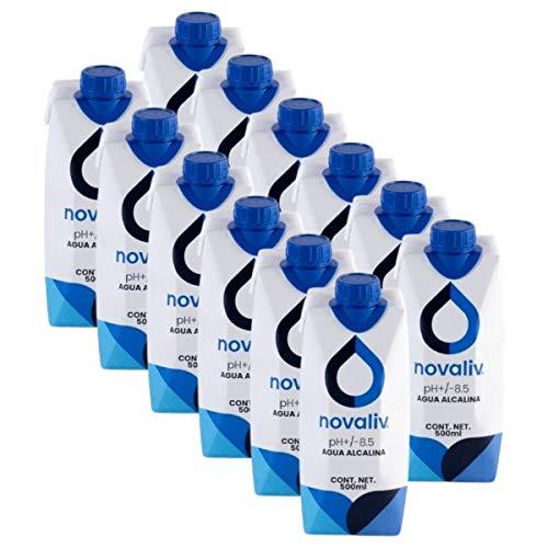 Zoe Water marca Novaliv