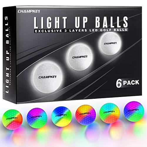 Champkey Light Up Golf Balls