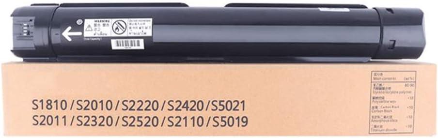 WYKDL S2110 Toner Cartridge S2011 S2520 S1810 Printer Cartridge S2420 Toner Cartridge S2220 S2010N Copier, 6000 Pages, Black