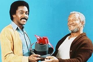 Sanford and Son 24x36 Poster Redd Foxx Demond Wilson & hat!