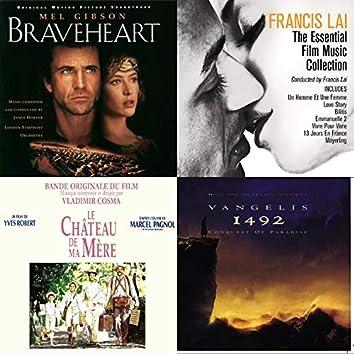 Musiques de Films pour lire