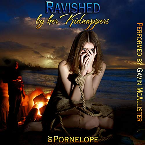 Ravished by Her Kidnappers cover art