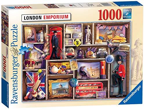 Ravensburger Puzzle London Emporium 1000 Teile