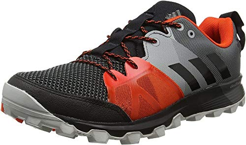 adidas Kanadia 8.1 TR M, Zapatillas de Running Hombre, Negro (Negro-(Negbas/Negbas/Energi), 46 2/3 EU