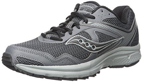 Saucony Men's Cohesion TR10 Running Shoe, Charcoal, 12 Medium US