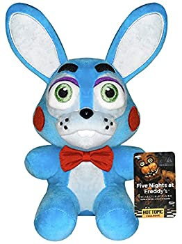 Funko Five Nights at Freddy s Toy Bonnie 6   Hot Topic  Exclusive FNAF Plush Doll