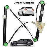 APDISTRIBUTION Mecanisme de Leve Vitre Electrique sans Moteur Avant Gauche Chauffeur Conducteur pour A3 Sportback 8PA 5 Portes 8P de 2003 à 2012 8P4837461A