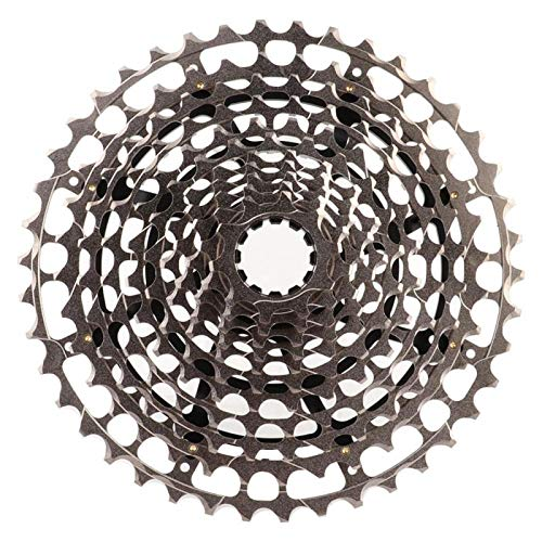 Pwshymi Robustes ZTTO Rennrad Freilauf Kassettenrad 11-Gang 42T Fahrrad Ersatzteil langlebig für Home Entertainment für den Schulsport(10-42T)