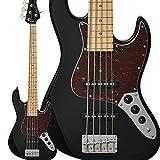 Bacchus WL-534S ALD/M BLK 5弦エレキベース メイプル指板 グローバルシリーズ バッカス
