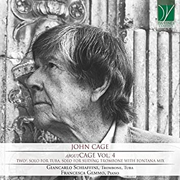 John Cage: About Cage Vol. 4