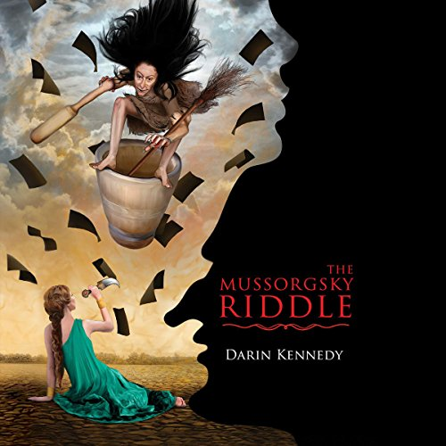 The Mussorgsky Riddle audiobook cover art
