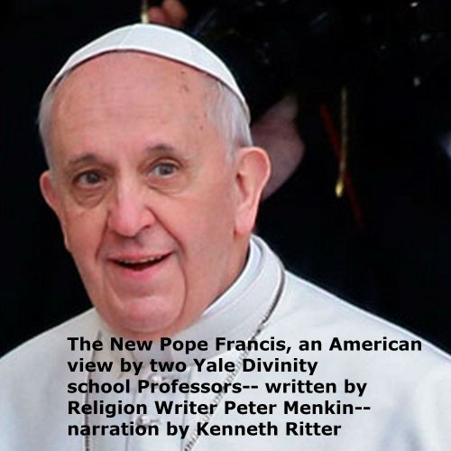 The New Pope Francis audiobook cover art