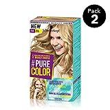 Pure Color de Schwarzkopf Tono 9.0 Virgin Blonde - 2 uds - Coloración Permamente