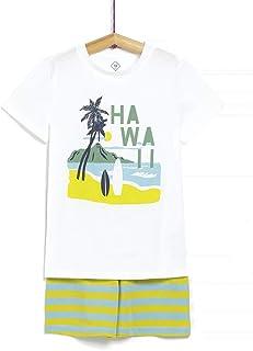 comprar comparacion TEX - Pijama Corto 2 Piezas Estampado para Niño