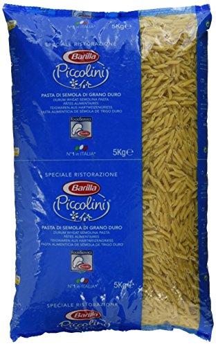 Barilla Pasta Piccolini Mini Penne Rigate, 5kg
