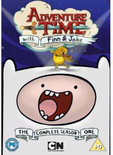 Adventure Time: The Complete Season 1 [Edizione: Regno Unito]