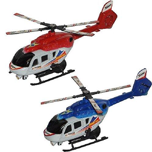 Sandy - 2 hélicoptères à Friction