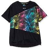 [オークリー] ゲームシャツ Slant Graphic Tee 1.0 メンズ MOSAIC PRINT US M (日本サイズL相当)