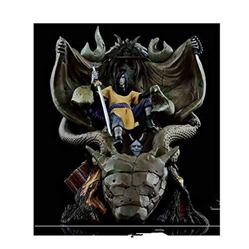 WFLNA Naruto Figure Orochimaru Throne of Serpents Figure Anime Figure Action Figure Large Size