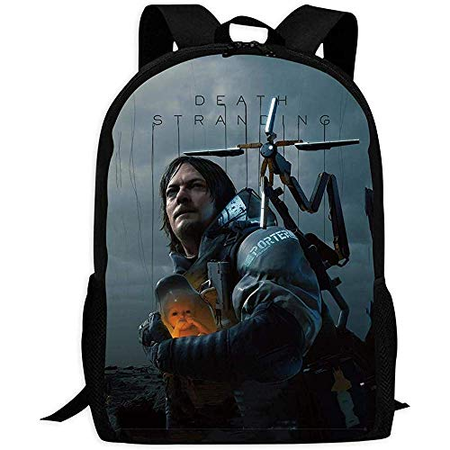 Travel Bags,DEA-TH Stranding Hold The Hope Casual Adult Bookbags For Sporting Hiking Athletic