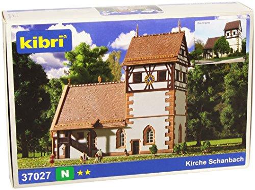 Kibri 37027 - N Schanbach Kirche