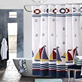 Dicke Wasserdichte Polyester Duschvorhang Vorhang Vorhang anti-Schimmel Badezimmer Badezimmer segeln Link senden,Hohe 240*200
