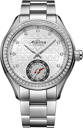 Alpina Geneve Horological Smartwatch AL-285STD3CD6B Orologio da polso donna...