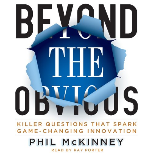 Beyond the Obvious audiobook cover art