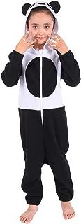 Unisex Child Onesie Pajamas Fleece Animal Costume 5-14 Years