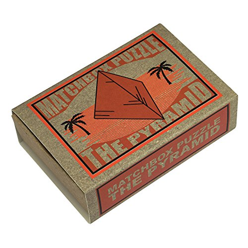 Matchbox Puzzle The Pyramide