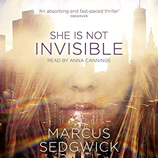 Couverture de She Is Not Invisible