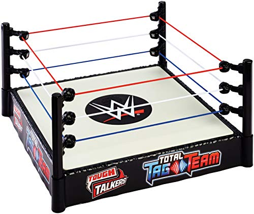 WWE - Ring Interactivo, Multicolor (Mattel FMP33)