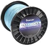 Seaguar Threadlock 16 Strand Hollow Core Braid, Hi-Vis Blue 2500yd 60lb