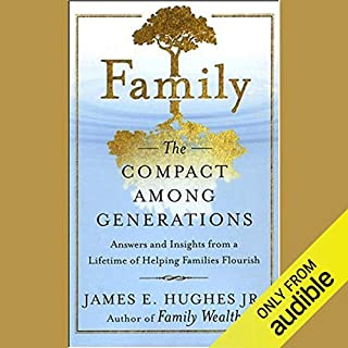 Family: The Compact Among Generations audiobook cover art