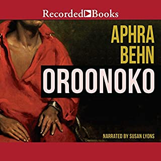 Oroonoko cover art