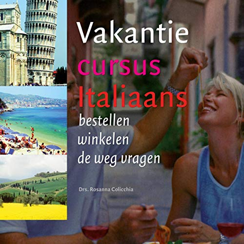 Couverture de Vakantiecursus Italiaans